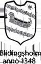 Blidingsholm – Das Internationale Scout Centrum Schwedens Logo